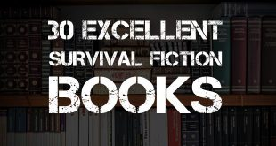 survival fiction books logo