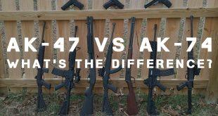 ak 47 vs 74 logo
