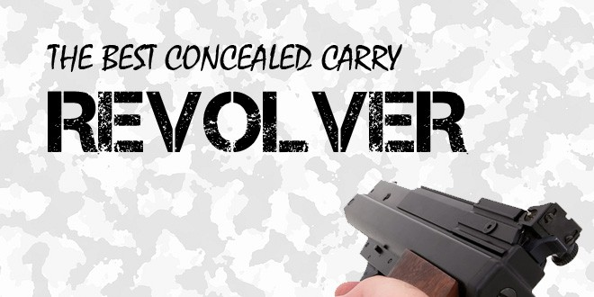 concealed carry revolvers logo