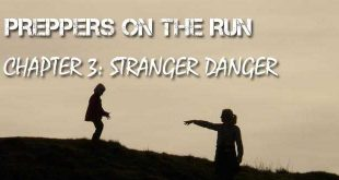preppers on the run chapter 3 logo