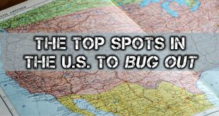 top spots to bug out