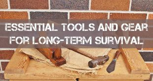 long term survival tools logo