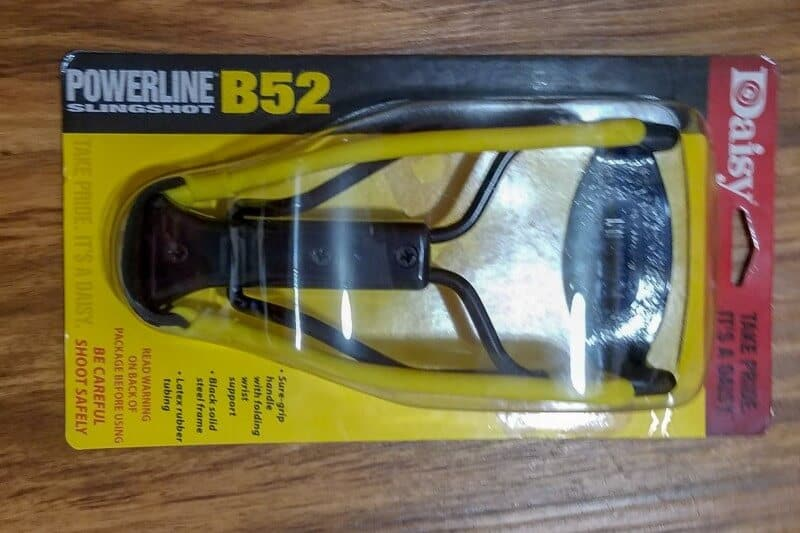 powerline b52 slingshot