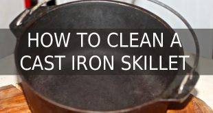 cast iron cleaning featured image