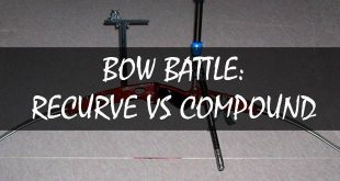 compoud vs recurve bow featured image