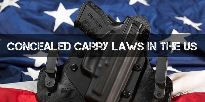 concealed carry laws logo