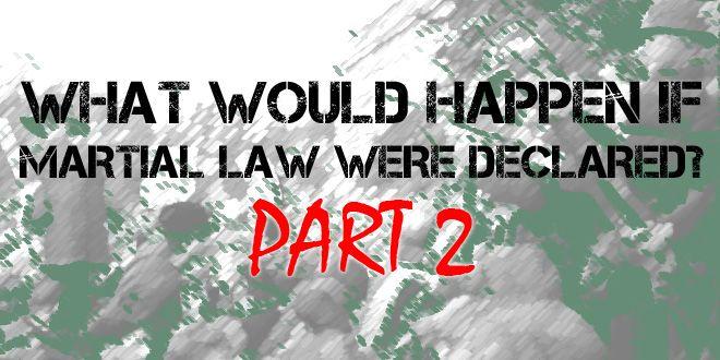 martial law declaration 2