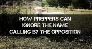 preppers name calling logo