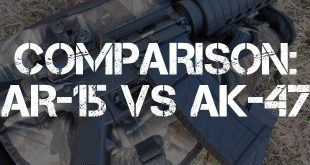 comparison ar 15 vs ak 47 logo