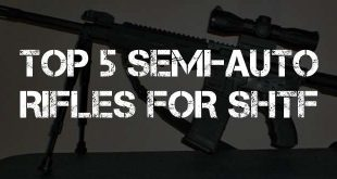 semi auto rifles featured logo