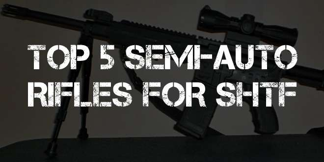 semi auto rifles featured logo