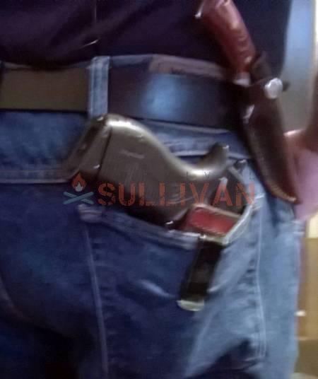 back pocket carry