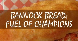 bannock bread featured image