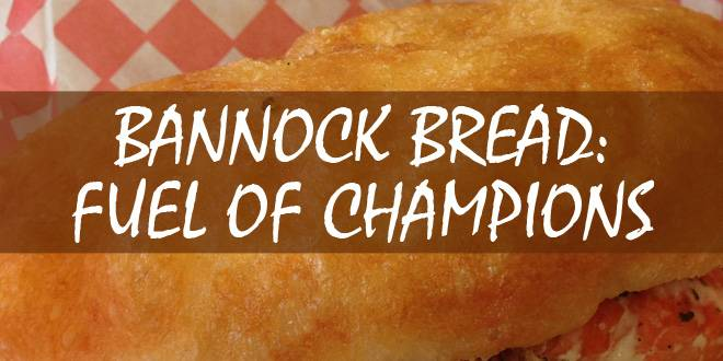 bannock bread featured image