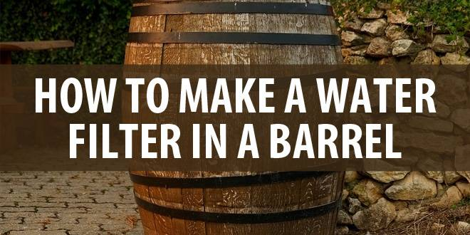 how to get free water barrels