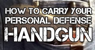 carry your handgun logo
