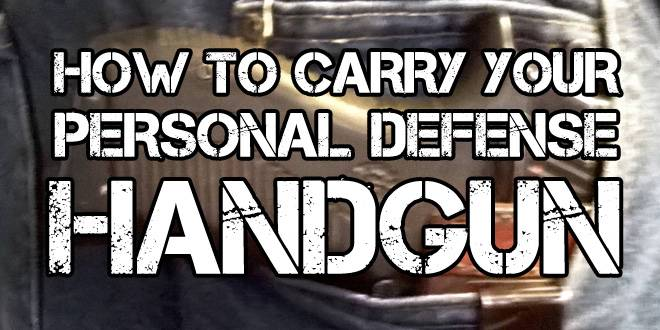 carry your handgun logo