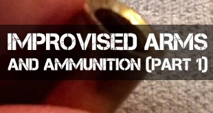 improvised arms part 1 logo