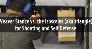 weaver vs isosceles stance logo
