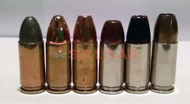 Converting Blank Firing Guns to Fire Live Ammunition