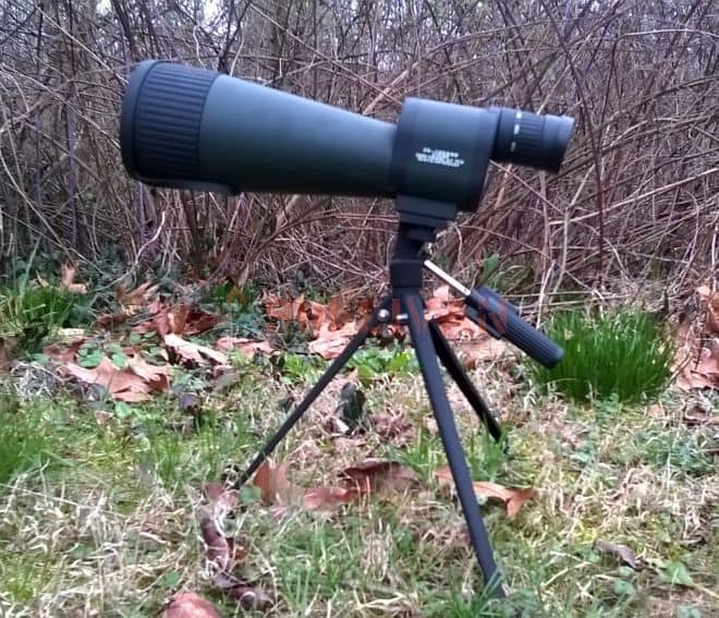 25-125-x88 spotting scope