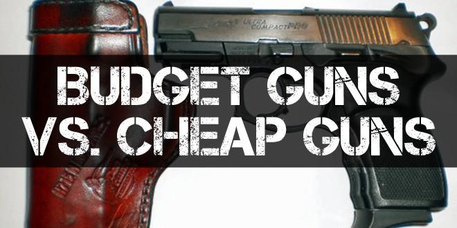 budget guns cheap guns