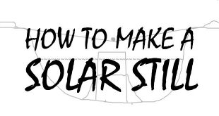 how to make solar still featured image