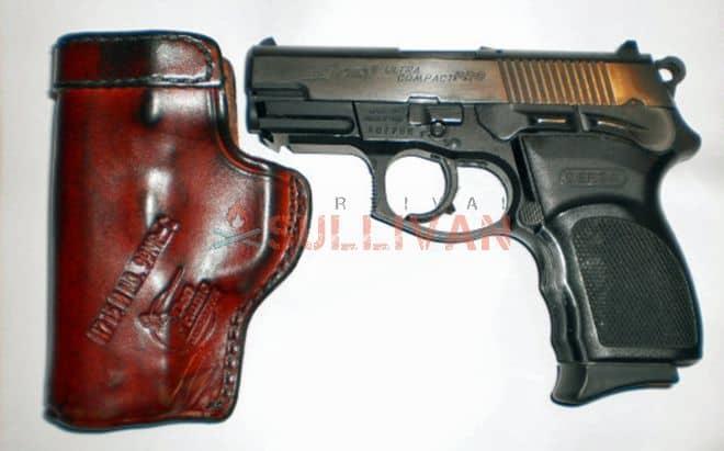 my sidearm
