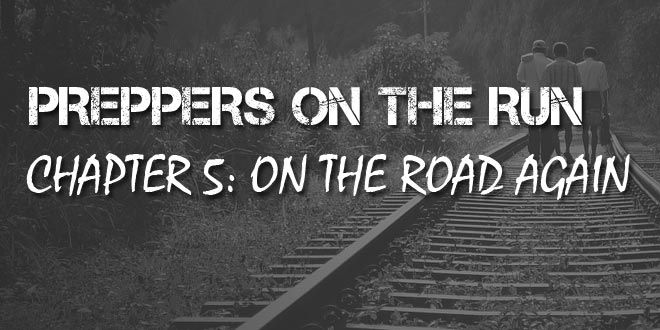 preppers on the run chapter 5 logo