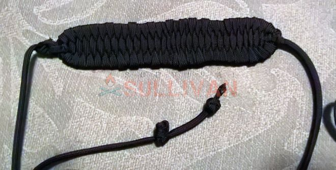 paracord sling 2