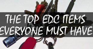 top edc items logo