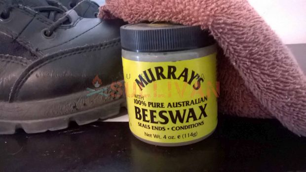 waterproof store beeswax and cloth