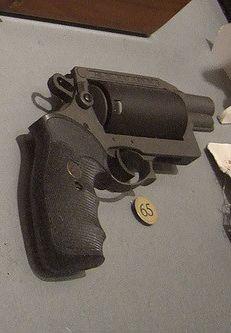 thunder 5 .410 revolver