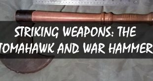 tomahawks and war hammers logo