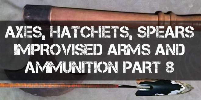 Axes Hatchets Spears logo