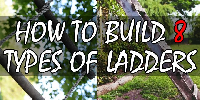 how to build a ladder logo