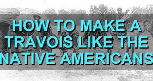 how to make a travois logo