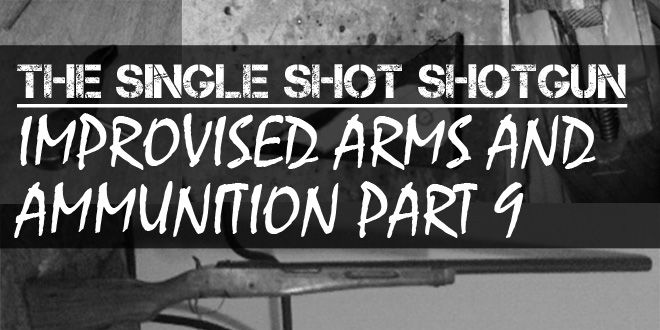 single shot pipe shotgun logo