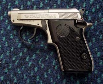 Beretta Bobcat 21A