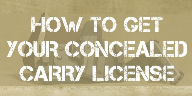 concealed carry license logo