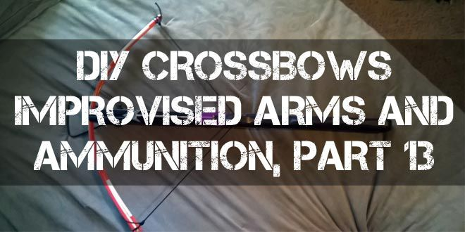 diy crossbows featured image