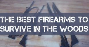 best firearm survive in the woods logo