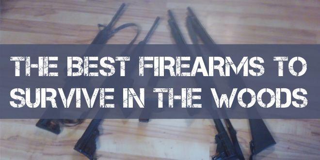best firearm survive in the woods logo