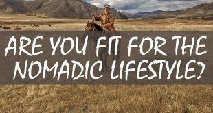 nomadic lifestyle logo