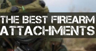 best firearm attachments logo