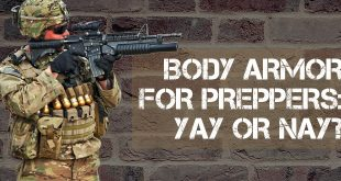body armor featured image