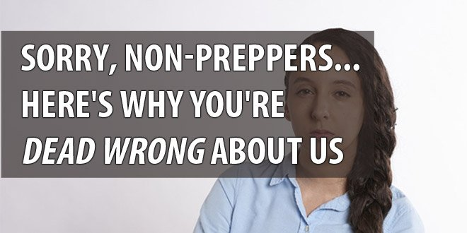 sorry non preppers featured image