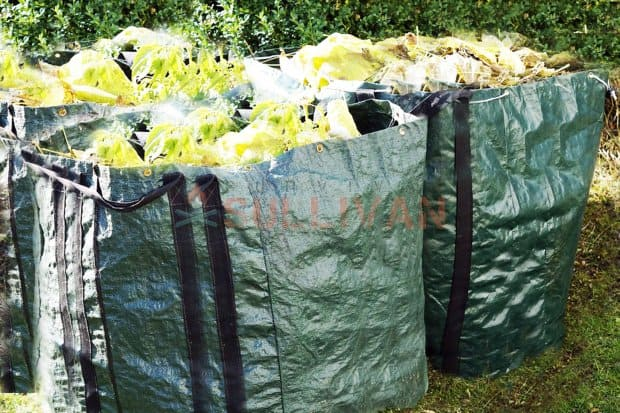 gardenwaste collection bags
