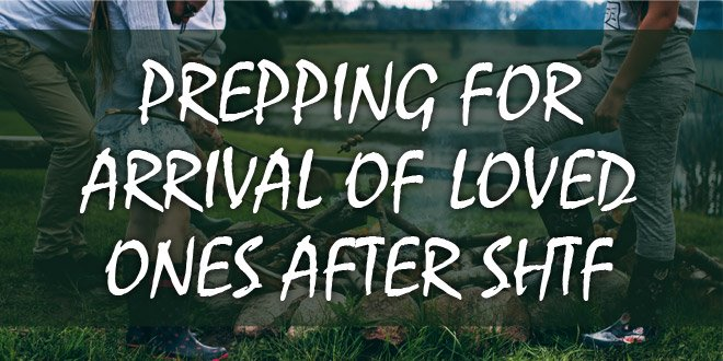 prepping for arrival of loved ones featured