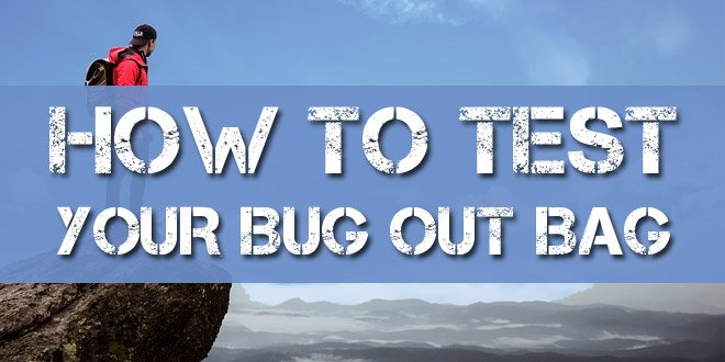 testing bug out bag featured image